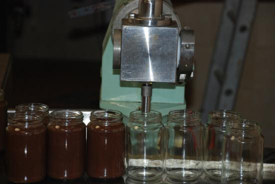 olive paste of Nice process