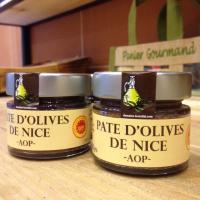 La pâte d'olives de Nice AOP - 90g