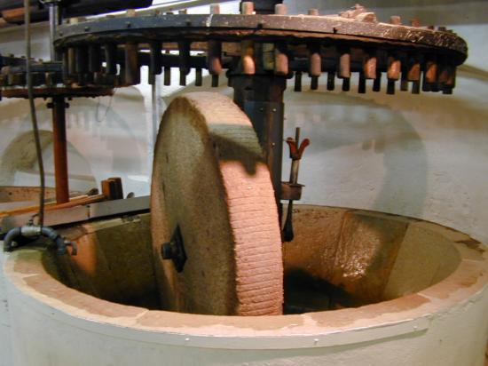 Moulin à roue