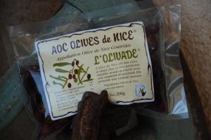 Sachet olives de Nice