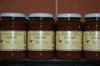 La pâte d'olives noires - variété cailletier - 330g