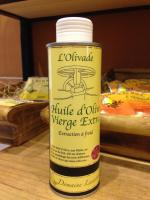 EXTRA VIRGIN OLIVE OIL - Bottle of 25cl