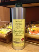 EXTRA VIRGIN OLIVE OIL - 75cl in metal box