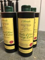 EXTRA VIRGIN OLIVE OIL - 50cl in metal box