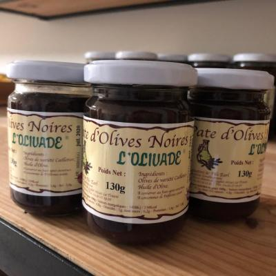 BLACK OLIVE SPREAD 130g