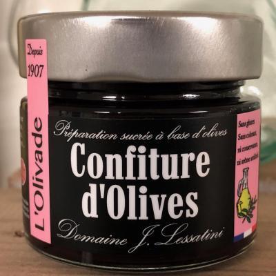 CONFITURE D'OLIVES 95g