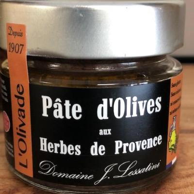 OLIVE SPREAD WITH PROVENCE HERBS