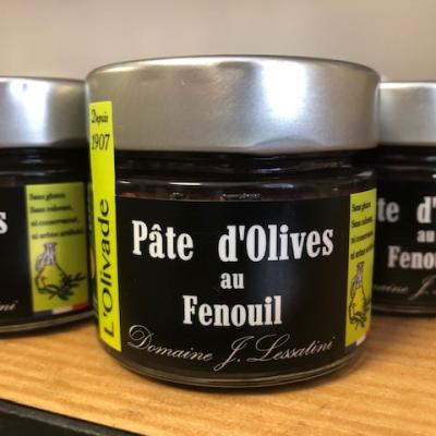 FENNEL OLIVE SPREAD