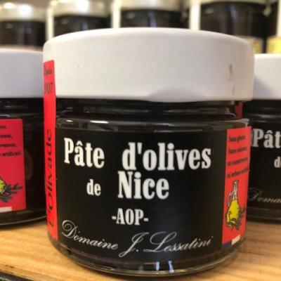 Spread Olive of Nice Paste PDO, 90gr