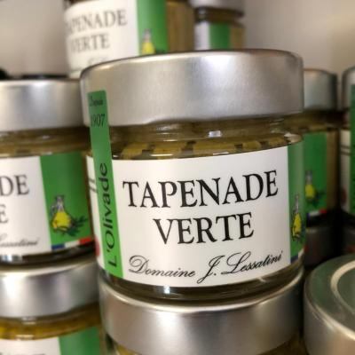 GREEN TAPENADE