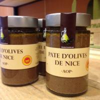 La pâte d'olives de Nice AOP - 180g