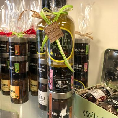 Spread Olive Gift coffret